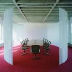 Divisione ambienti - sala riunioni