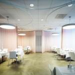 Divisione ambienti - ristorante
