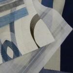 Tessuti rigati e disegni optical