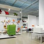 Divisione ambienti - negozio
